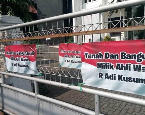 Bermasalah  Gedung DKPP Bandung Wajib Dikosongkan Rabu 29 Mei 2019