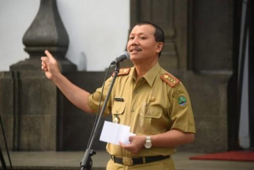 Sekretaris Daerah (Sekda) Jawa Barat Iwa Karniwa (Fhoto Istimewa)