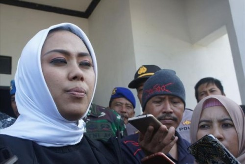 Bupati Karawang Cellica Nurrachadiana (Foto Istimewa)