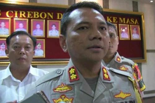 Kapolres Cirebon AKBP Suhermanto