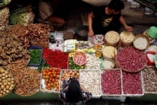 Sembako di Pasar Tradisional (ilustrasi)/antara