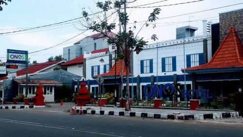 Hotel Onos. (FOTO: Ist)