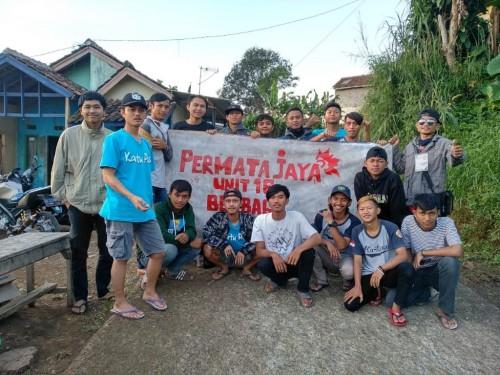 Karang Taruna Permata Jaya Unit 16. (Foto: Yanto)