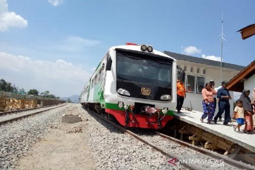 Juni Mendatang Kereta Api di Garut Mulai Beroperasi